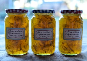 Traditional Lemon and Lime Marmalade