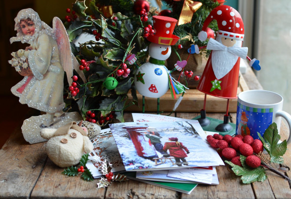 Christmas Decorations and Cards