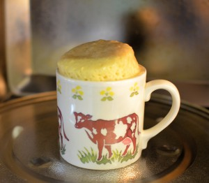 Fairy Cakes Recipe Cooked In Microwave