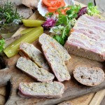 Meatloaf or Terrine? An Easy Recipe for a Pork Sausage and Orange Terrine