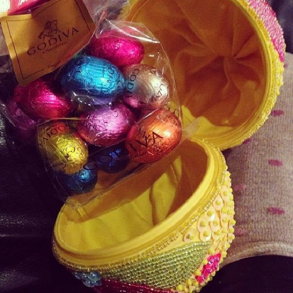 Godiva Mini Easter Eggs