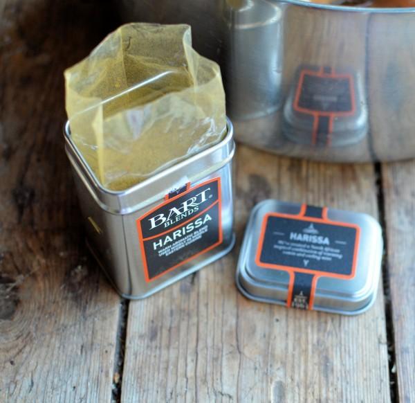 Bart's Harissa Spice Blend