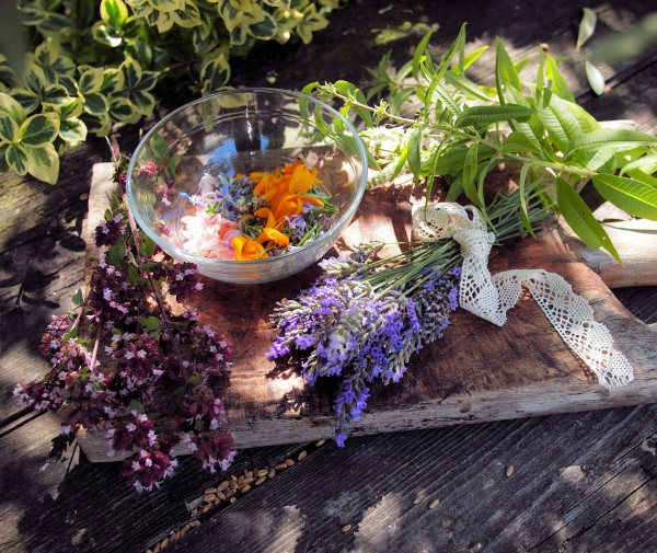Cooking with Herbs Challenge for April