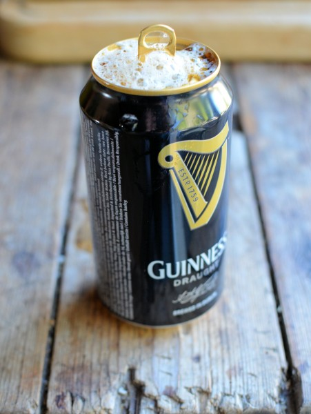 Draft Guinness in a Tin