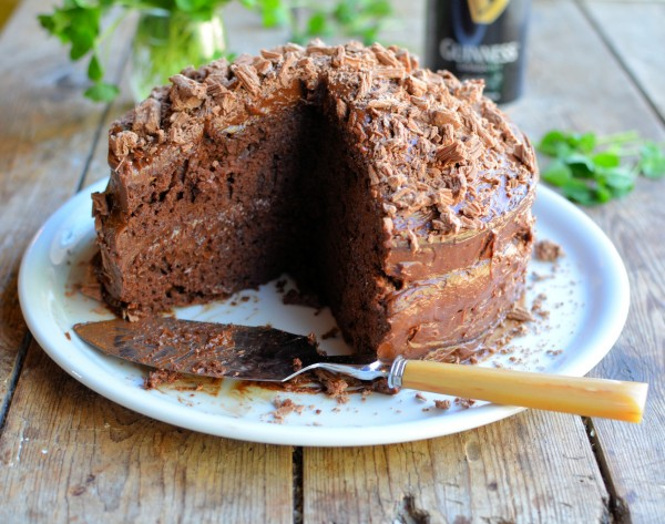 ... ! Chocolate Guinness Cake & Irish Cream Chocolate Mousse Recipes