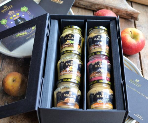 Maille Mustard Gift Set