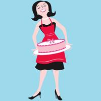 Tala Baking Lady