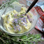 Rosemary Butter with Grana Padano