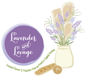 Lavender and Lovage - Karen Burns-Booth