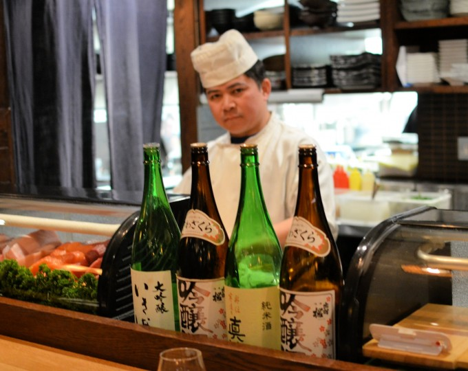 "Review:  Japanese Food at it's very best at ""Chisou"" in Chiswick"
