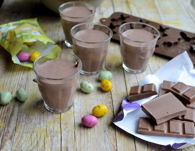 Pots au Chocolats