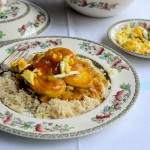 Country House Light Luncheon Edwardian Curried Eggs