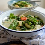 Better with Brita: Water as an Ingredient & Potato & Kale Curry