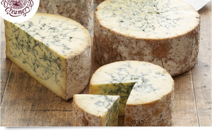 Blue Stilton: Image Cropwell Bishop Stilton