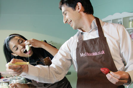 Giveaway: Organic Chocolate Making Workshop for Two (RRP: £98)