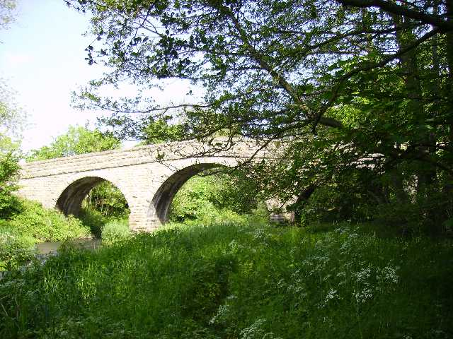 Ebchester Bridge County Durham