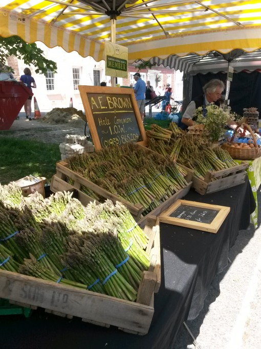 Hampshire Asparagus Watercress Festival 2014