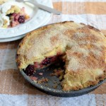 An Old Fashioned Kinda Pie! Heirloom Apple or Fruit Tart Recipe