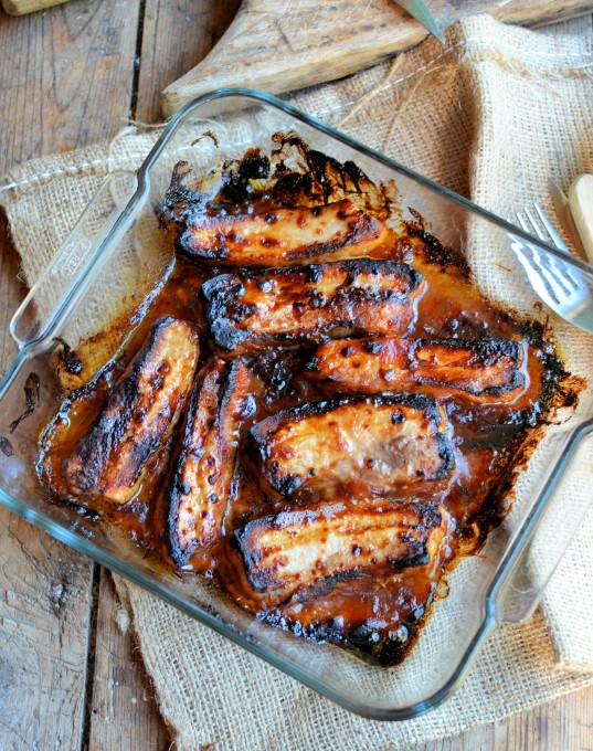 Roast belly of pork slices recipes