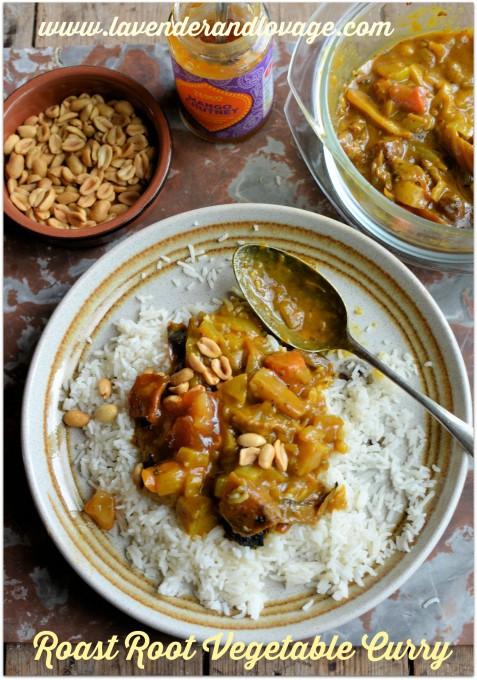 Organic Veggie Curry
