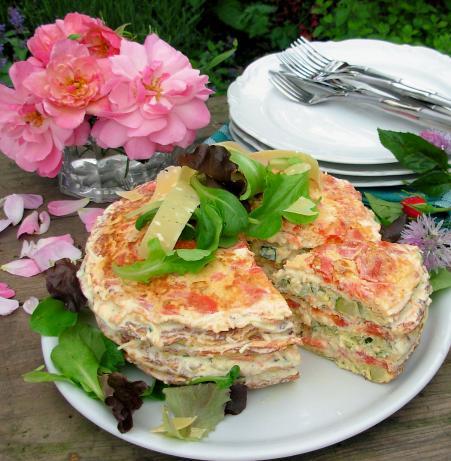 Pancake Gateau