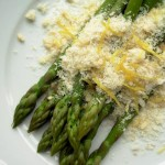 The Secret Recipe Club, Lavender and Lovage, Karen S Burns-Booth, Asparagus, Lemon, Panko, Cookin' With Moxie