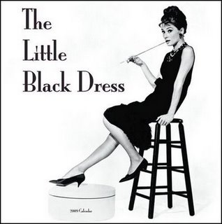 The Little Black Dress Coco Chanel