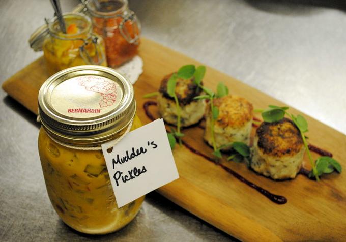 Mark's Mudder's Pickles