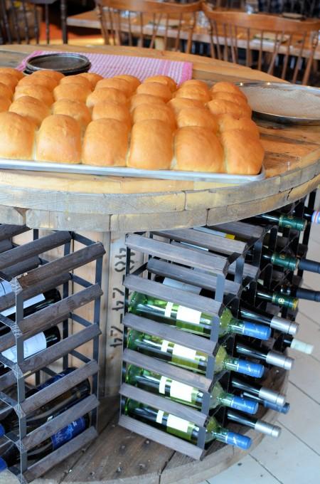 Home-made Bread at Mallard Cottage, Quidi Vidi