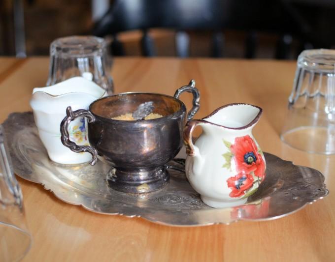 Tea at Mallard Cottage Quidi Vidi Vuillage