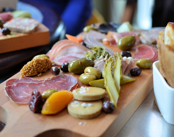 Charcuterie Platter Chinched