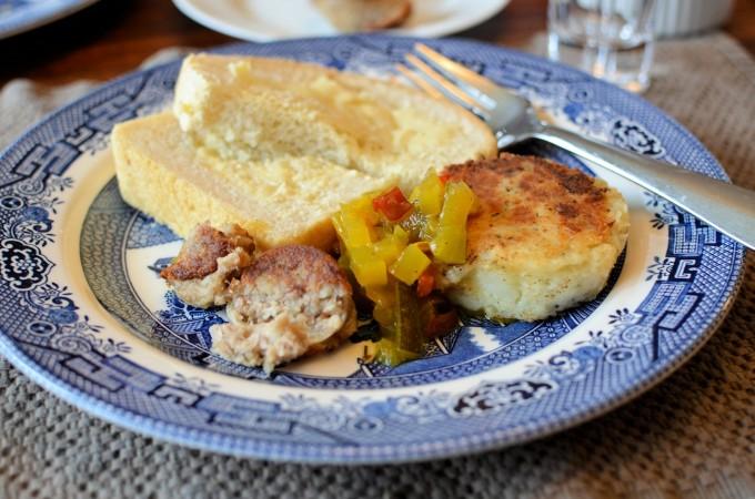 Newfoundland Fish Cakes: