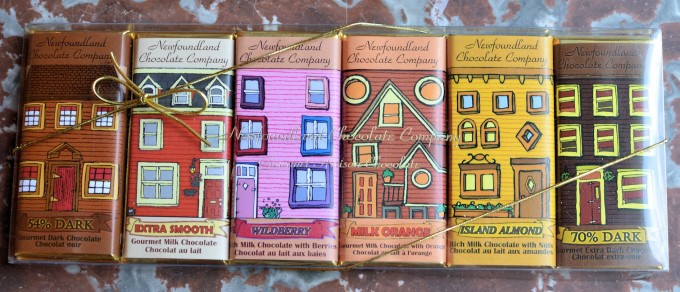 Newfoundland Chocolate Company Gift Pack