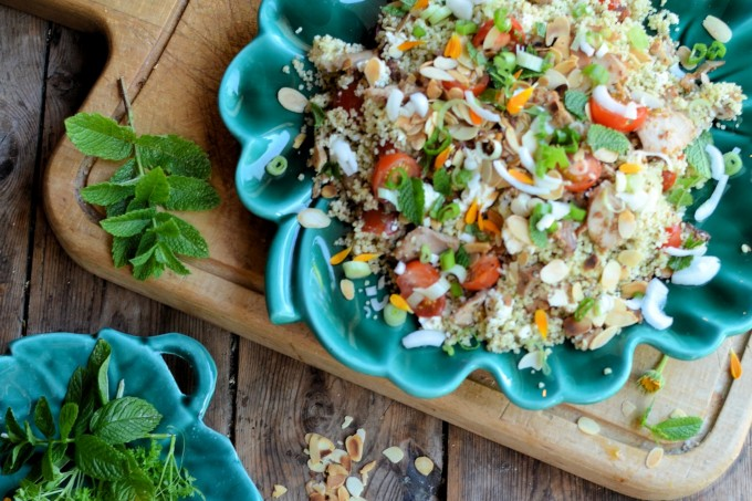 "Arabian Nights"" Tabbouleh Salad"