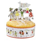 Belle & Boo Cake Frill & Toppers