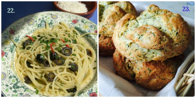 Cooking with Herbs July