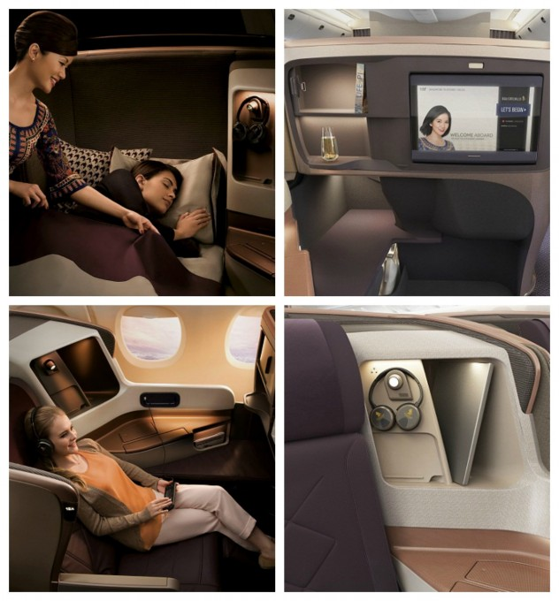 New Business Class Seats on the Boeing 777-300ER