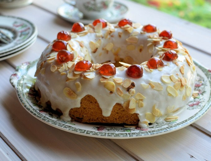 Mary Berry Cherry And Coconut Cake Recipe