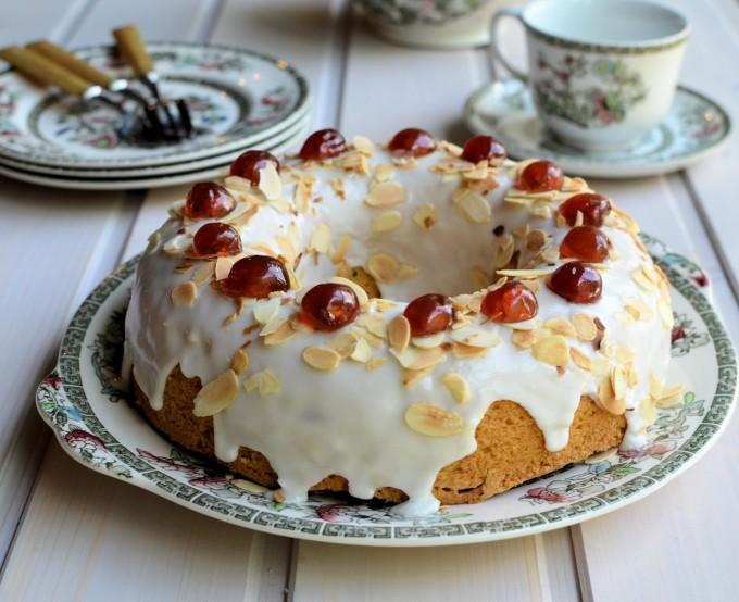 Fruit Sponge Cake Mary Berry