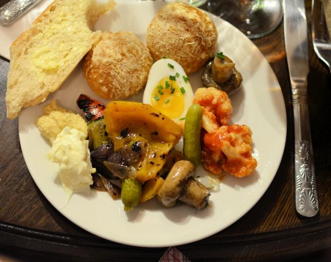 Food Bloggers Meeting at Le Restaurant de PAUL, London