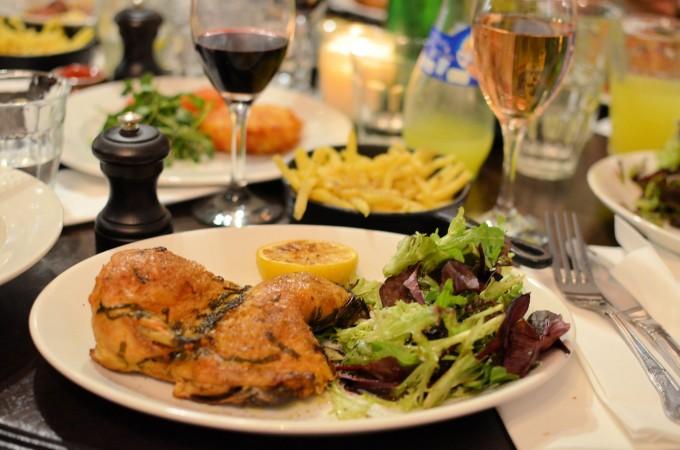 Food Bloggers Meet-Up at Le Restaurant de PAUL, London