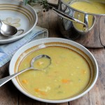 Allotment Vegetable Soup
