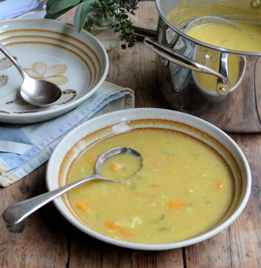 5 2 diet curried autumn allotment soup 90 calories a bowl for 10 calorie soup gourmet cuisine