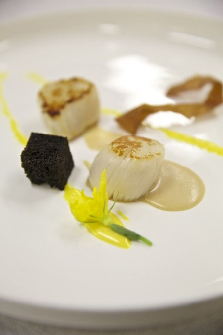 Tasting menu by Bruno d'Angélis