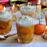 Mini Clementine Jelly Trifles