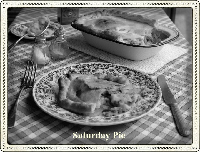 Saturday Pie
