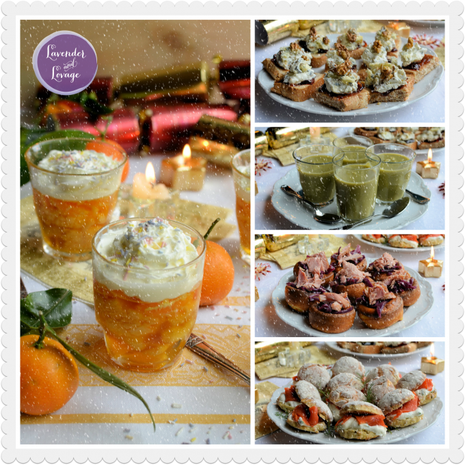 Thrifty organic december it 39 s party time a fabulous for Canape party menu