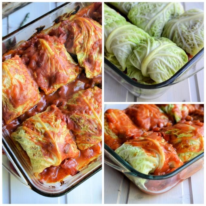 Sausage Cabbage Rolls