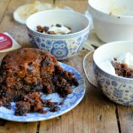 Christmas Pudding in Penzance Bowls from Churchill China