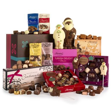 A Taste of Christmas Chocolate Hamper